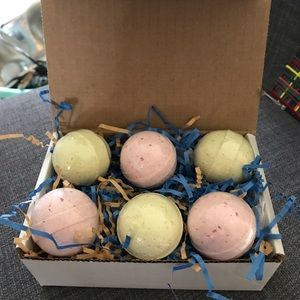Bath Bomb Set - Perfectly Posh